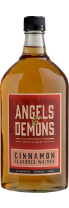 Angels & Demons Cinnamon Flavored Whisky