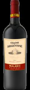 Clos d'Argentine Malbec Reserva