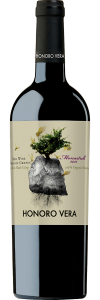 Honoro Vera Monastrell Organic Monastrell Grapes