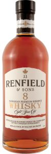 J.J. Renfield & Sons Eight Year Old Whisky