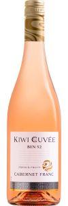 Kiwi Cuvée Bin 52 Cabernet Franc Rosé Wine