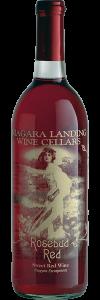 Niagara Landing Wine Cellars Rosebud Red
