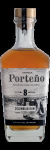 Antigua Porteño Sistema Solera 8 Colombian Rum