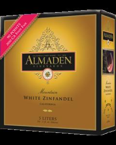 Almaden Mountain White Zinfandel