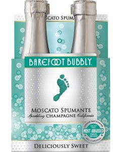 Barefoot Bubbly Moscato Spumante Champagne