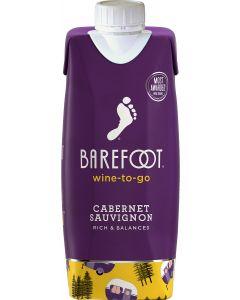 Barefoot wine-to-go Cabernet Sauvignon