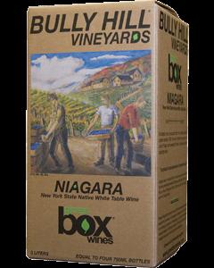 Bully Hill Vineyards Niagara