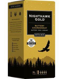 Bota Box Nighthawk Gold Buttery Chardonnay