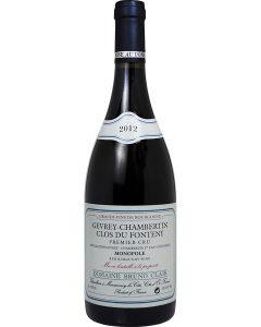 Domaine Bruno Clair Gevrey-Chambertin Clos du Fonteny Premier Cru