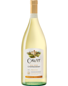 Cavit Oak Zero Chardonnay