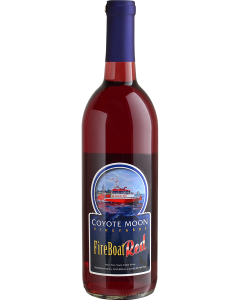 Coyote Moon Vineyards Fire Boat Red