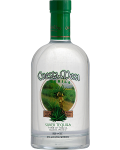 Cuesta Mesa Silver Tequila