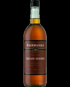 Fairbanks California Cream Sherry