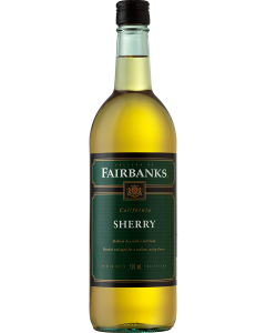 Fairbanks California Sherry