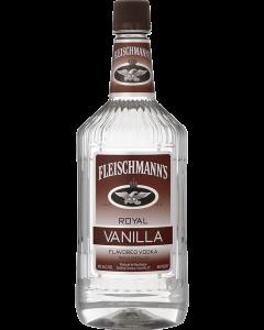 Fleischmann's Royal Vanilla Flavored Vodka