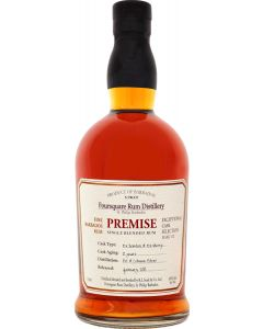Foursquare Rum Distillery Premise Single Blended Rum