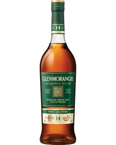 Glenmorangie The Quinta Ruban 14 Years Old