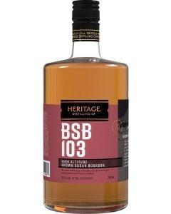 Heritage Distilling Company BSB 103