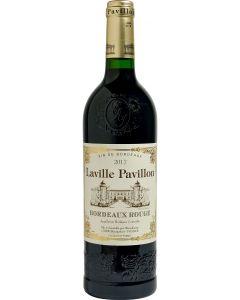 Laville Pavillon Bordeaux Rouge