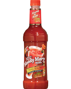 Master of Mixes 5 Pepper Extra Spicy Bloody Mary Mixer