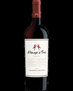Ménage à Trois California Red Wine