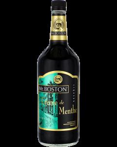 Mr. Boston Green Creme de Menthe