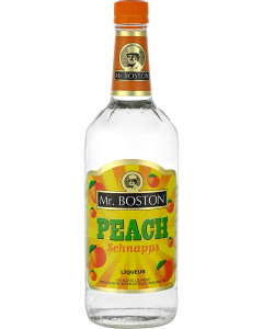 Mr. Boston Peach Schnapps