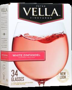 Peter Vella White Zinfandel of California