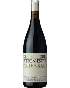 Ridge Lytton Estate Petite Sirah