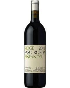 Ridge Paso Robles Zinfandel