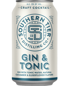 Southern Tier Distilling Co. Gin & Tonic