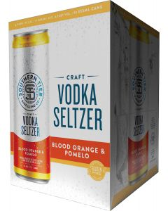 Southern Tier Blood Orange & Pomelo Craft Vodka Seltzer