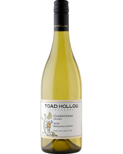 Toad Hollow Francine's Selection Unoaked Chardonnay