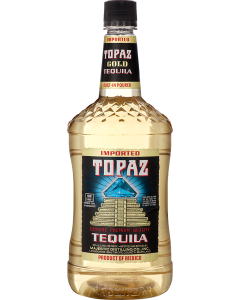 Topaz Gold Tequila