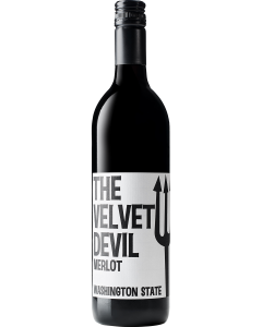 Charles Smith Wines The Velvet Devil Merlot